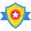 Shield Honor Emblem Icon
