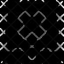 Star Shield Shield Star Icon