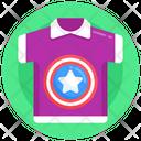 Star Shirt Icon