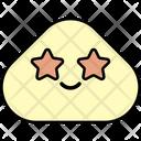 Star Struck Emoji Emoticon Icon