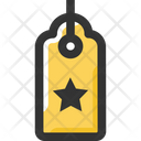 Star Tag Icon