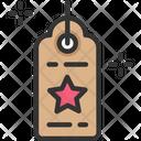 Star Tag Icon