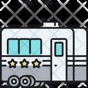 Star Trailer Icon