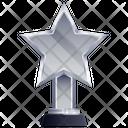 Star Trophy Icon