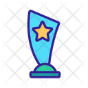 Cups And Trophies Icon