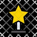 Trophy Prize Winner Icon