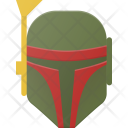 Star Wars Boba Icon