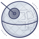 Star Space Starwars Icon