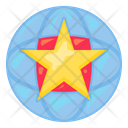 Star World Business Management Icon