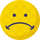 Stare Emoticon Icon