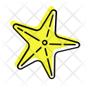 Starfish Star Fish Icon