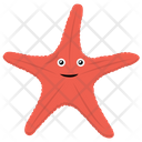 Starfish Sea Star Sea Life Icon