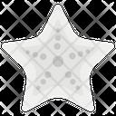 Starfish Sea Creature Sea Star Icon