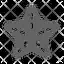 Starfish Ocean Underwater Icon