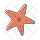 Starfish Seacreature Icon