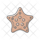 Starfish Food Creature Icon