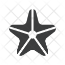 Starfish Fish Sea Icon