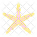 Starfish Sea Ocean Icon