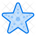Starfish Animal Ocean Icon