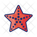 Starfish Fish Oceean Icon