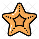 Starfish Sea Ocean Icon