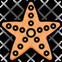 Starfish Sea Fish Icon