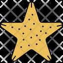Starfish Fish Nutritious Icon