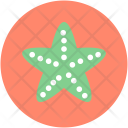 Starfish Fish Asteroidea Icon