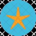 Fish Sea Starfish Icon
