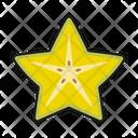 Starfruit Carambola Icon