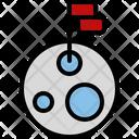 Stargazing Icon