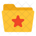 Starred Folder Icon