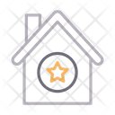 Starred Home Icon
