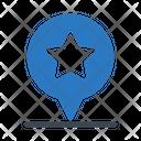 Starred Location Icon