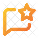 Starred Message Starred Message Icon