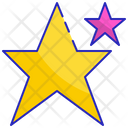 Star Shape Starry Icon