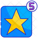 Star Rating Success Icon