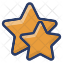 Stars Rating Review Icon
