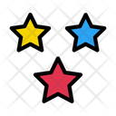 Star Decoration Party Icon