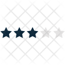 Stars Assessment Evaluation Icon