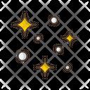 Stars Star Night Icon