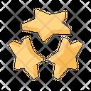 Stars Night Space Icon