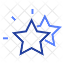 Stars Shining Favorites Icon