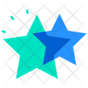 Stars Favorite Rating Icon