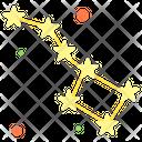 Stars Galaxy Universe Icon