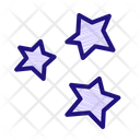 Stars Star Party Icon