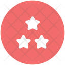 Stars Three Star Icon