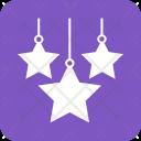 Stars Light Celebration Icon