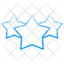 Stars Infographics Assessment Icon