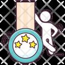 Stars Medal Icon
